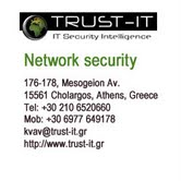 TRUST–IT IT Security Intelligence Athens, Greece